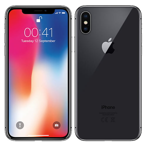 Apple iPhone X 64GB Refurbished